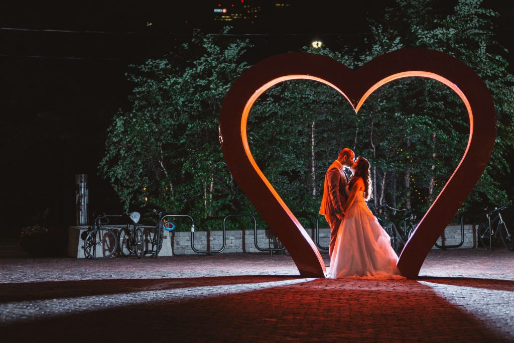 M + N Wedding - Distillery District, Ontario